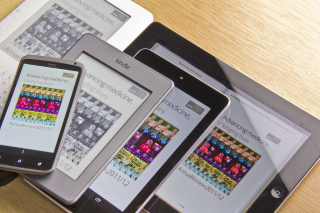Ebooks-tablets