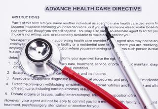 17319-Advance Directive