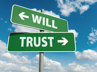 Wills-vs-trust-signs