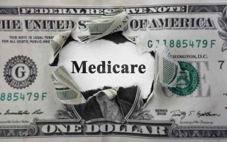 Medicare-dollar-bill